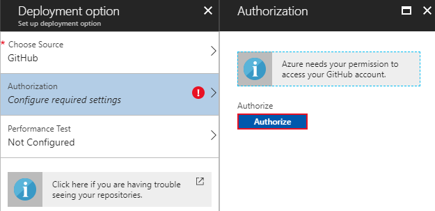 GitHub Integration with Azure Functions