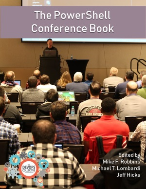 The PowerShell Conference Book cover